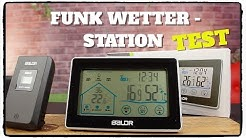 🔴TEST BALDR FUNK - WETTERSTATION  VON AMAZON ⭐⭐⭐⭐⭐