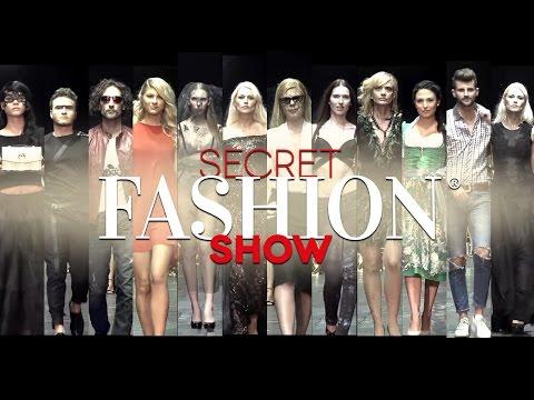Secret Fashion Show - 09.Mai 2016 - 12 Designer komplett