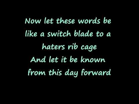Lighters - Bad meets Evil ft. Bruno Mars lyrics