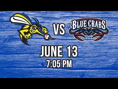 6/13/17-Sugar Land Skeeters vs. Southern Maryland Blue Crabs