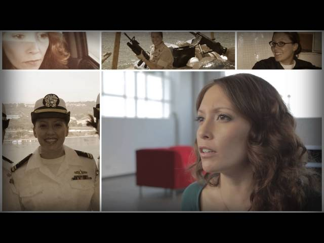Women Veterans' inspiring true stories