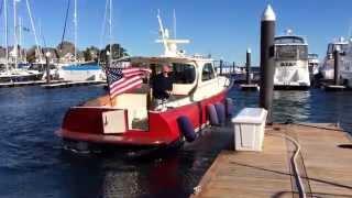 Yacht Controller Hinckley