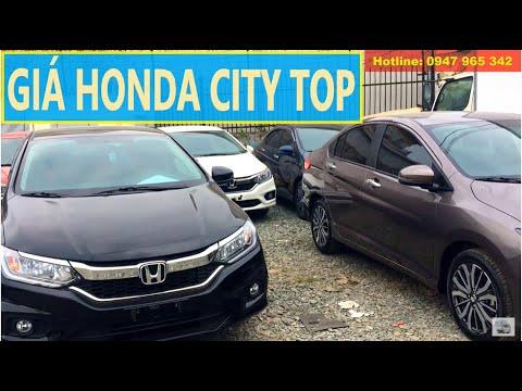 ✅Giá xe Honda City 1.5 TOP CVT 2019 và Honda City 2020 nhập khẩu từ Thái Lan Về Việt Nam