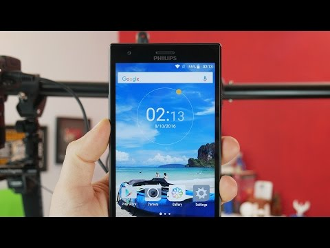 [Review] Philips S616 (con pantalla SoftBlue)