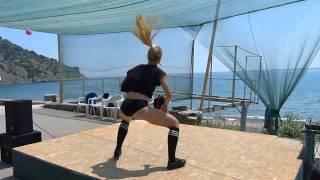 Karnaval Hot Dance 2015. Twerk. Ksenia *Motion* Chkalova