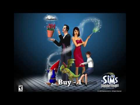 Sims 1- Buy Mode 1 - Mall Rat/ Let's go Shopping (Jerry Martin)