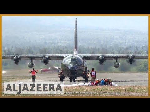 🇮🇩 Indonesia ramps up relief aid to remote areas by air | Al Jazeera English