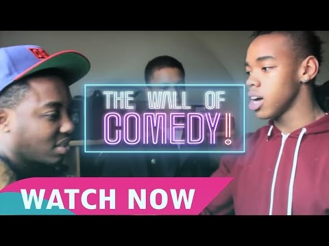 Mandem On The Wall - Making the theme tune