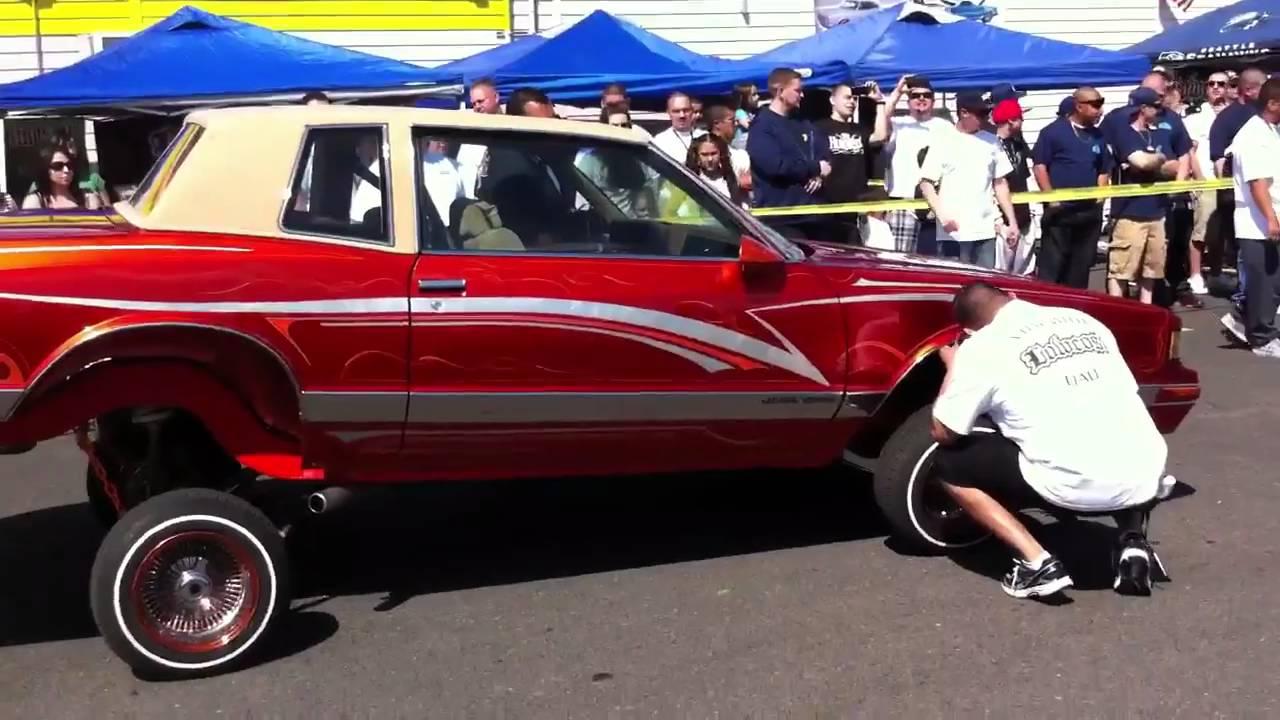 Car Show Hydraulics Contest