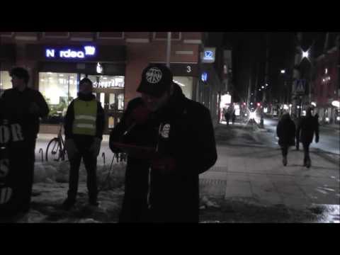 RKU Umeå om varför SD är borgare (16 Mars 2017)