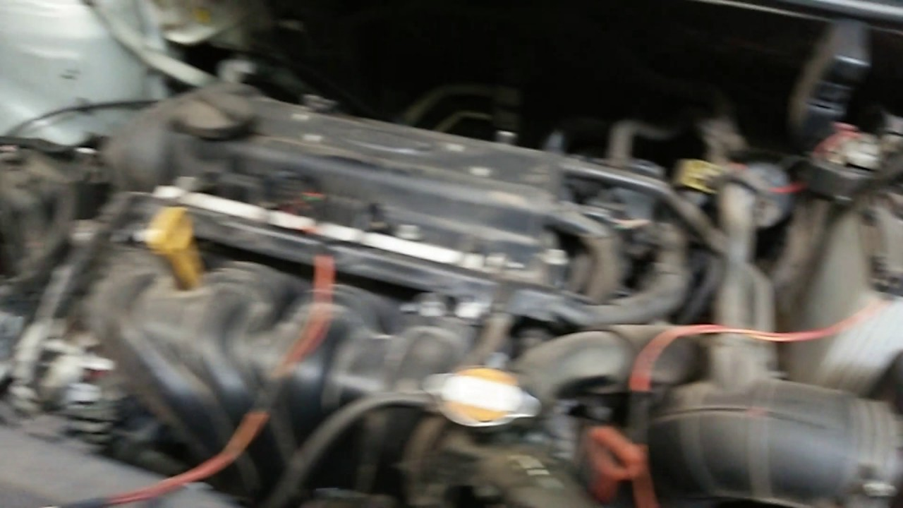 Kia Soul: Injector. Troubleshooting
