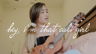 Cali Girl 🌸(original song) by Caroline Manning