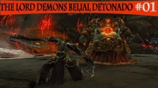 Darksiders 2 - DLC The Demon Lord Belial - parte 1