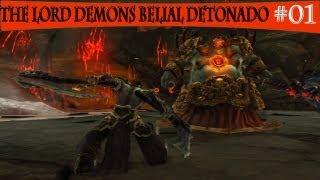 Darksiders 2 - DLC The Demon Lord Belial - parte 1