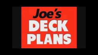 Joes Deck Plans Review ( 2440 Deck Plans )