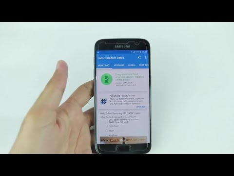 [100%] How to Easily Root Samsung Galaxy S7/S7 Edge Marshmallow 6.0.1