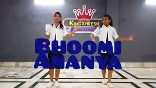 Mera piya ghar aaya | dance choreography bhoomi & ananya | kadacrew pbh