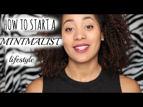 How to start a minimalist lifestyle youtube for Who started minimalism