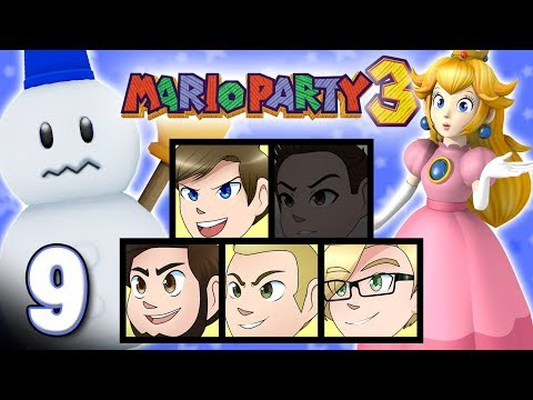 Mario Party 3: Where Do I Go? - EPISODE 9 - Friends Without Benefits