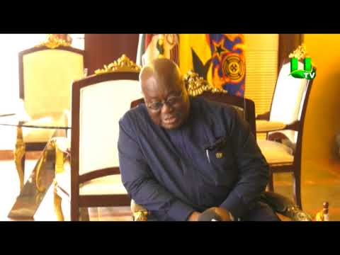 Togo Impasse: Prez. Alpha Conde meets Prez. Akufo-Addo