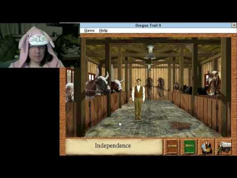 Drunk Bunny Gaming: Oregon Trail 2 Drinking Game