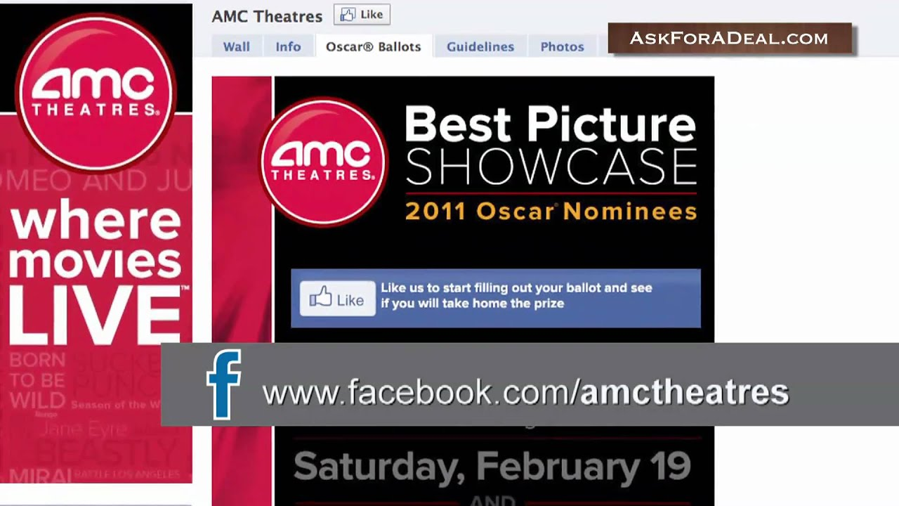amc theatres coupons youtube
