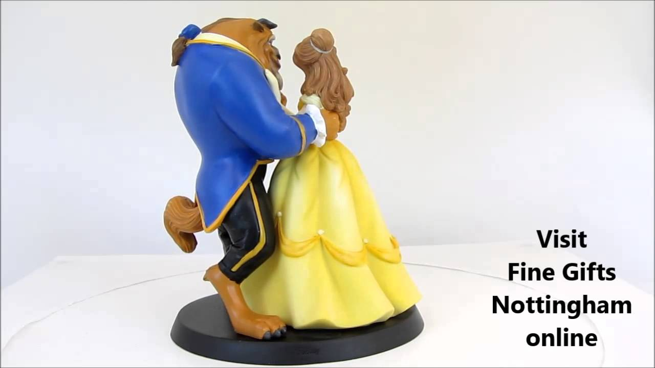 Beauty The Beast Figurine Disney Enchanting Collection A Within A25996