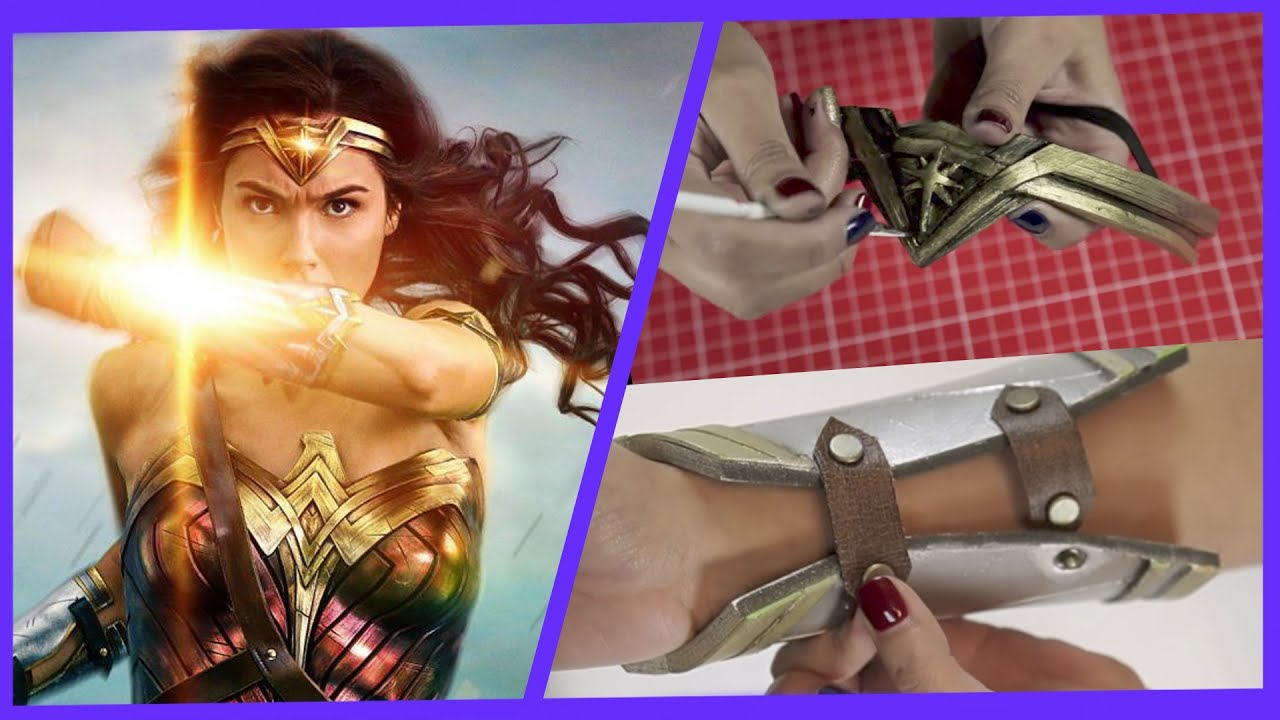 Tutorial Cosplay: Mujer Maravilla - YouTube