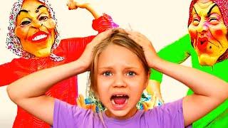 Няня и история забавных детей / Правила поведения для детей