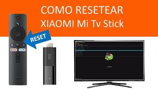 Como Resetear el Xiaomi Mi Tv …