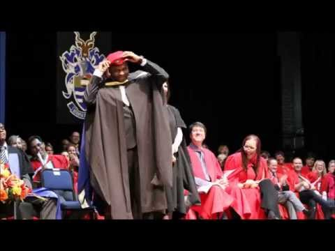 Floyd Shivambu graduates from Wits with Masters degree