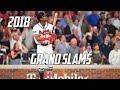 MLB | Grand Slams of 2018