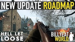 NEW ROADMAP - New Maps, Vehicles + BIG CHANGES Coming | HELL LET LOOSE