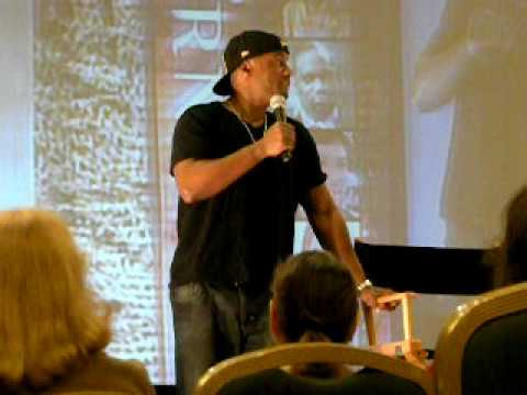 Charles Malik Whitfield in LA 09: On his death