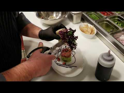 Chef Matthew Boudreau -  Sakura Cress
