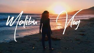 Malibu Vlog: Malibu Cafe + Zuma Beach + The Jenners