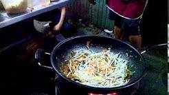 Garküche in Bangkok - Streetfood in Bangkok