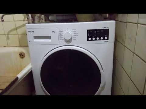 Как включить стиральную машину vestel