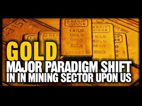 GOLD Major Paradigm Shift in in Mining Sector Upon Us (Oct 3rd,2016) (NEW)