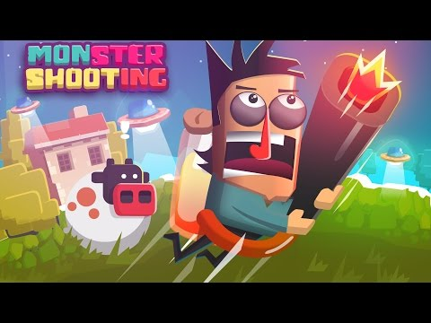 Monster Shooting Game