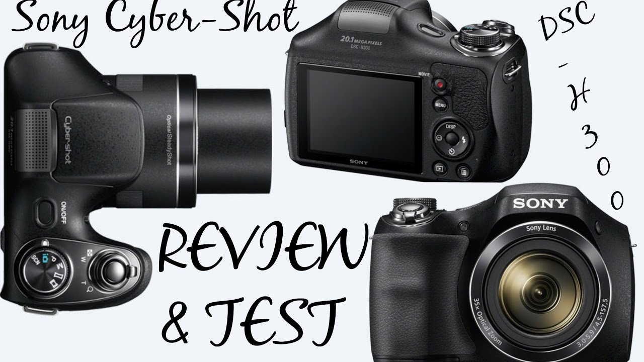 sony cyber shot dsc h300 review video and camera test. Black Bedroom Furniture Sets. Home Design Ideas