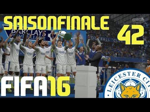 "FIFA 16 ""Leicester City"" [Highlights/Deutsch/HD/60FPS] #42 SAISONFINALE [ENDE]"