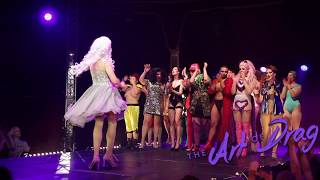 Art Of Drag at Underbelly Highlights 2018