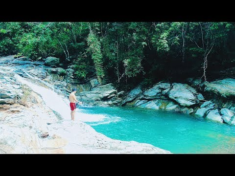 Mintugsok Falls 2017 - Hidden Gem of Cagayan de Oro City, VLOG 09