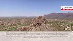 Welcome to Gold Canyon, Arizona