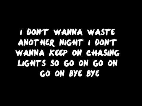 The Saturdays - Chasing Lights - Lyrics