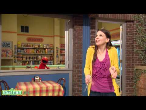 "Sesame Street: ""Lever Lover"" with Sutton Foster"