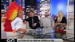 Nito Artaza con la Tota - Susana 2007
