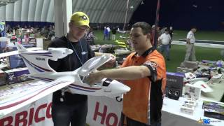 First Look! Flyzone Seawind Select Scale Amphibious Airplane