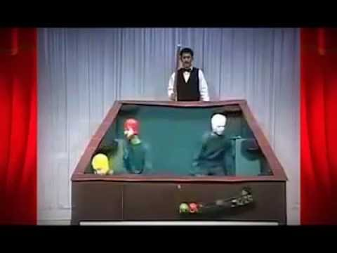 The FUNNIEST Snooker!